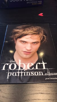 Robert Pattinson album..