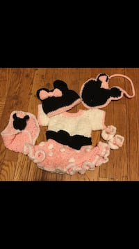 Crochet Minnie Mouse set  Linthicum Heights, 21090