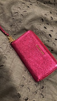 red leather bi-fold wallet Ashburn, 20147