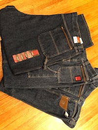 black Levi's denim jeans Charleston, 25314