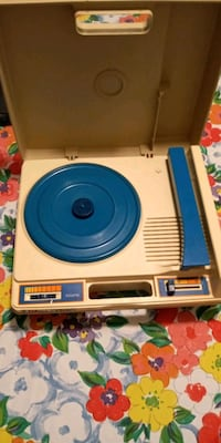 Fisher Price child record player
