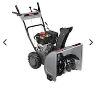 Craftsman 24 inch Snowblower in great condition Minot, 58703