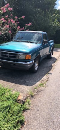 Blue ford single cab pickup truck Loganville, 30052