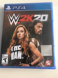 NEW PS4 WWE2K20 Mississauga, L5A 3T2