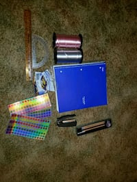 Arts and crafts/ school supplies  Oklahoma City, 73107