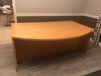 Desk with filing cabinet 26 km