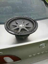 black and gray Kicker subwoofer Tifton, 31794