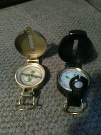 2 small compass Hedgesville
