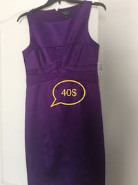 New dress with tag on size 12 Laval, H7X 3M8