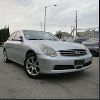 2006 Infiniti G35x Richmond Hill