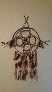 brown dreamcatcher Calgary, T1Y 3X3