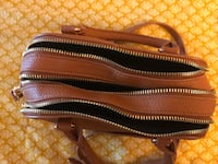 Brown leather leather crossbody bag Milpitas, 95035
