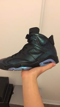 Jordan 6 All Star Size 9