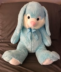 Large Easter Bunny Plush