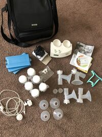 Electric milk pump with whole pack Toms River, 08755