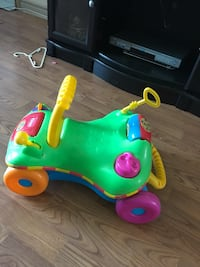 Toddler's ride and walker  London, N6E