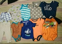 6-9M Baby Boy Clothes  Edinburg
