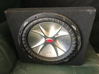 12inch kicker cvr subwoofer  Los Angeles, 91311