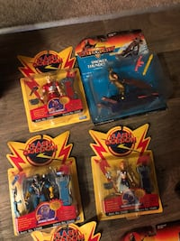 Old school toys but in boxes Newark