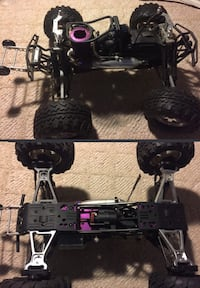 HPI Racing Savage X 4.6 truck