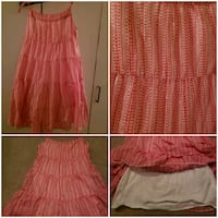 Dress with metallic striping Barrie, L4N 9T3