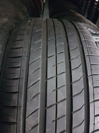 245 40 18 COOPER PACE TIRES  $200