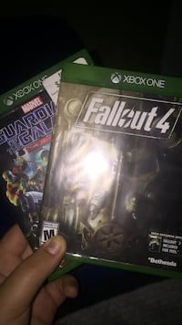 Hey I'm selling 2 Xbox one games just for $25 Palo Alto, 94306
