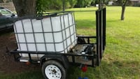 black and brown utility trailer Greenville, 29607