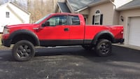 2008 Ford F-150 FX4 4x4 SuperCrew 139-in King George