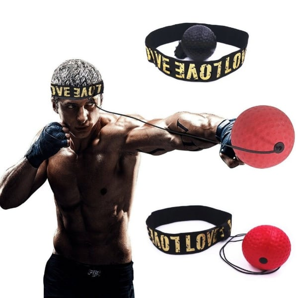 Hand Eye Training Boxing Reflex Ball Reaction Exercise Punching Main O c14e4c1a-ee02-4302-8860-f969dca0b77f