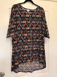 Brand New With Tags LulaRoe Irma High-Low Tunic Size 2XL Las Vegas, 89148