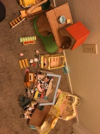 ⭐Calico Critters Playsets Lot. PRICE FIRM⭐ Stockton