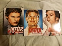 Dexter Seasons on DVD Mississauga, L5M 6J3