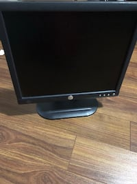 $10 for broken computer Dell monitor Toronto, M9W 2A3