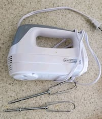Black and decker handmixer Edmonton, T6J 4M1