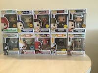 Funko Pop Exclusives and Chases  Vaughan, L6A 0J9