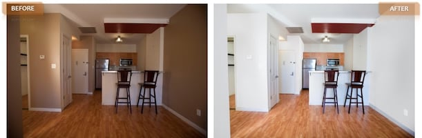 Excellent Interior Painter & More! Great Results & Low Prices.