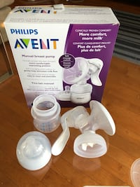 Avent BreastPump Manual