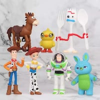 Toy story 4 figure action