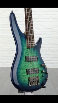 Ibanez Electric Bass 5 String Guitar Decatur, 62526