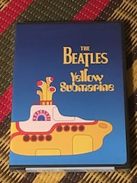 New Beatles Yellow Submarine DVD  Toronto, M2M 2A3