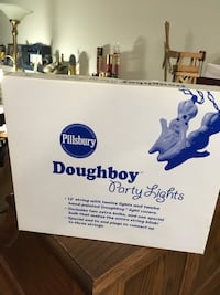 Pillsbury Doughboy Party Lights  Lacey, 98503