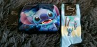 Disney Lilo & Stich makeup bag and socks Los Angeles, 91602