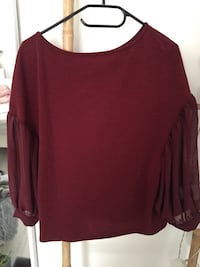 Pull rouge femme Grisolles, 82170