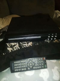 Sylvania dvd player with remote