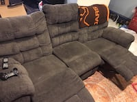 American Furniture Warehouse Recliner Couch Excellent Condition DENVER