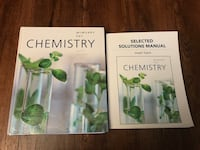Chemistry (McMurry, Fay) 6e Textbook Toronto