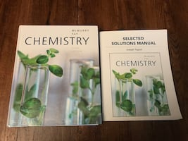 Chemistry (McMurry, Fay) 6e Textbook