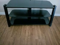 Black tv stand  San Antonio, 78240