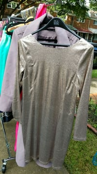 SEQUINED COCKTAIL DRESS 18W Washington, 20018